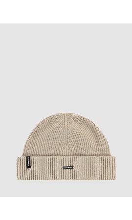Purewhite Winter Knit Beanie - Taupe