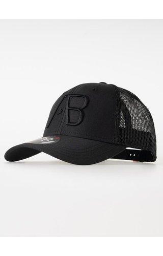 AB-Lifestyle Trucker Cap - Black