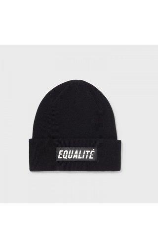 Equalité Equalite Beanie - Black