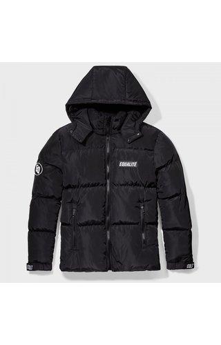 Equalité Equalité Oda Puffer Jacket - Black
