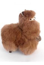 Inkari Alpaca Klein - Bruin
