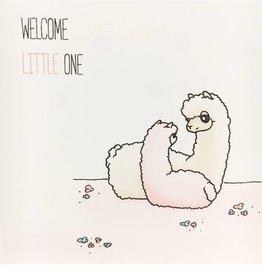 Inkari Welcome Little One - Licht Roze
