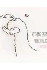 Inkari Nothing Beats Alpaca Hugs