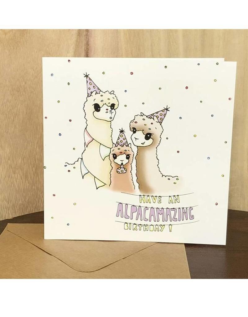 Inkari Have An Alpacamazing Birthday!