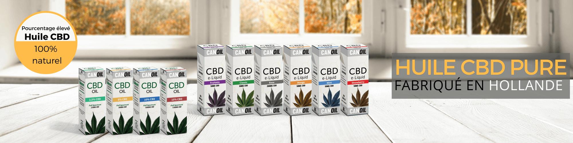 Fabricant de CBD CBD Oil et CBD E-Liquids banner 2