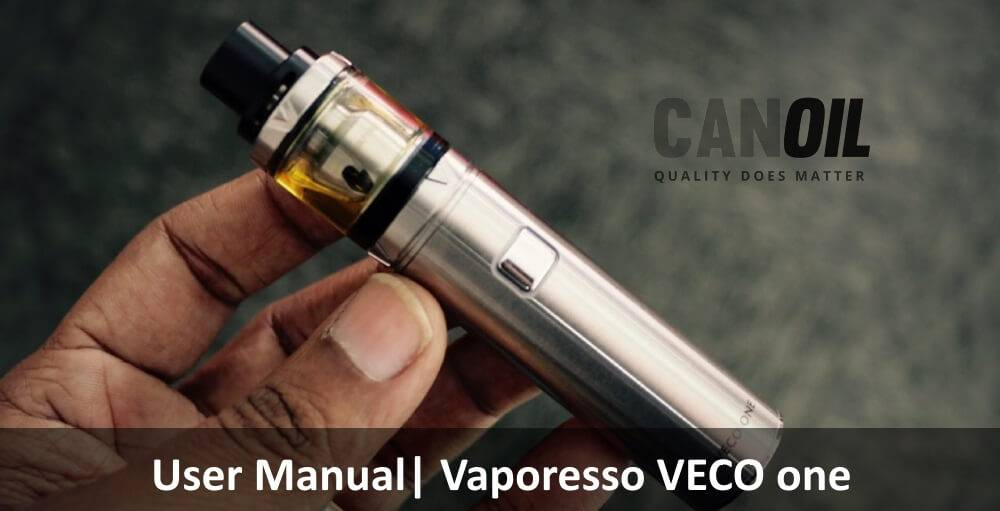 User Manual e-cigarette Vaporesso VECO One