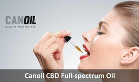Canoil CBD Full-spectrum oil