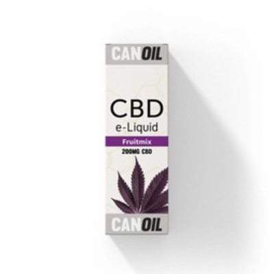 Canoil CBD E-liquide Fruitmix 200 mg - 10ml