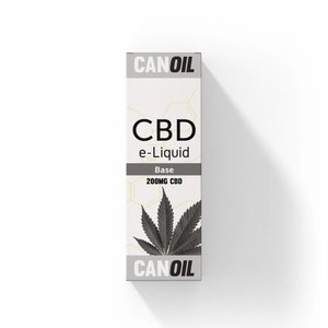 Canoil CBD E-liquide Base 200 mg - 10ml