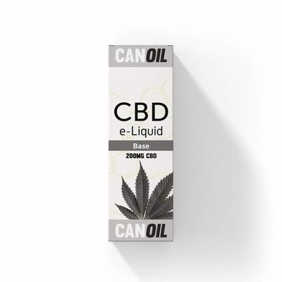 Canoil CBD E-liquid Base 200 mg - 10ml