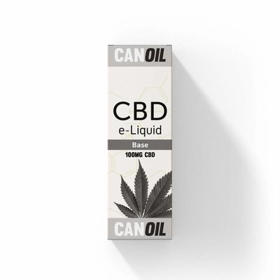 Canoil CBD E-liquid Base 100 mg - 10ml