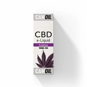 Canoil CBD E-liquid Fruitmix 100 mg - 10ml