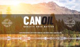 Canoil CBD Öl und CBD E Flüssigkeiten Großhandel Präsentation Deutsch
