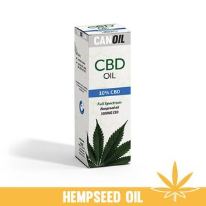 Canoil CBD Oil 10% (3000 MG) 30ML Full Spectrum CBD Hempseed oil