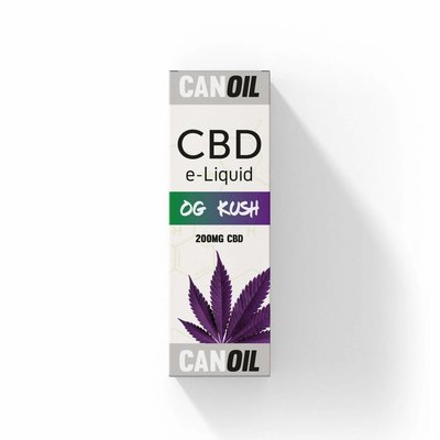 Canoil CBD E-liquid O.G. Kush 200 mg  -10ml