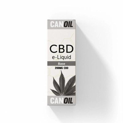 Canoil CBD E-liquid Base 200 mg - Engels