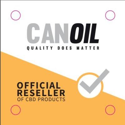 Canoil Partner Certificaat muur bordje NL