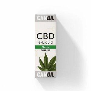 Canoil CBD E-liquid Classic 50 mg - Engels