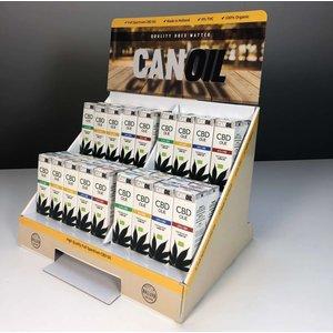 Canoil Promotie pakket CBD Olie medium NL