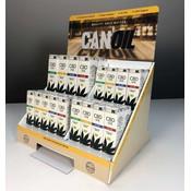 Canoil Promotie pakket CBD Olie large NL