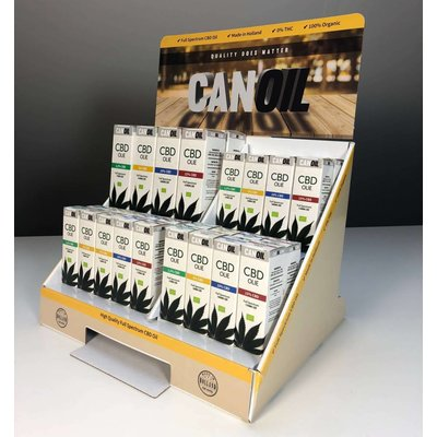 Canoil *** Promotie pakket CBD Olie large ***