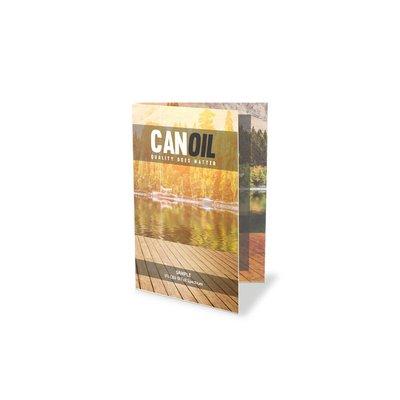 Canoil Sample 1ml 5% CBD Hennepzaadolie Full Spectrum (Engels)