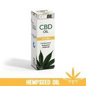 Canoil CBD Olie 5% (1500 MG) 30ML Full Spectrum met Hennepzaad Olie