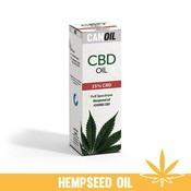 Canoil CBD Olie 15% (4500 MG) 30ML Full Spectrum met Hennep Olie
