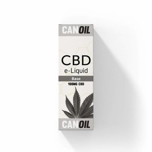 Canoil CBD E-liquid Base 100 mg - Engels