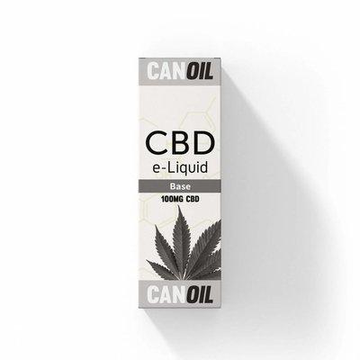 Canoil CBD E-liquid Base 100 mg - Engels