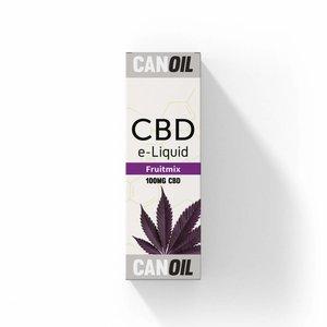 Canoil CBD E-liquid Fruitmix 100 mg- Engels