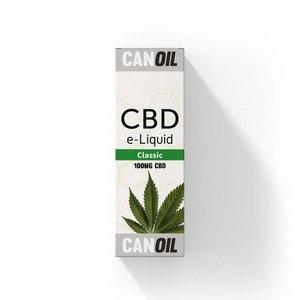 Canoil CBD E-liquid Classic 100 mg - Engels
