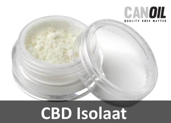 CBD Isolaat