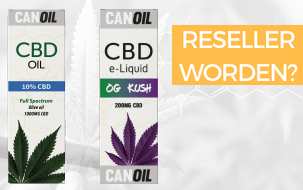 Canoil 100 mg CBD / 10 ml banner