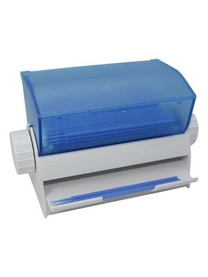 Micro applicator dispenser blauw