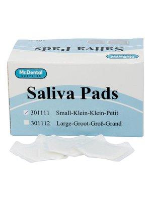 Saliva pads klein