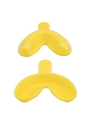 Fluoride applicatie trays geel
