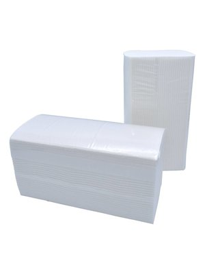 Interfold handdoeken - 2 laags -  32 x 22 cm.