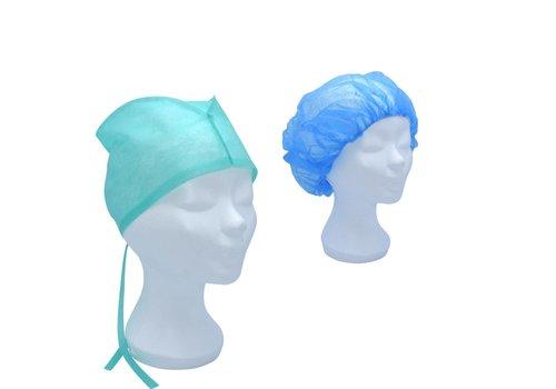 Haarnetjes en operatiemutsen