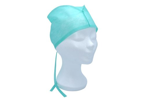 Haarnetjes en operatiemutsen - koordjes