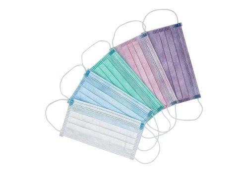 Mondkapjes met elastiek