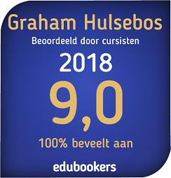Keurmerk Sales Graham Hulsebos Verkooptrainingen