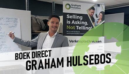 Boek Graham Hulsebos