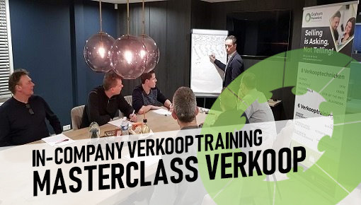 In-company training Masterclass Selling