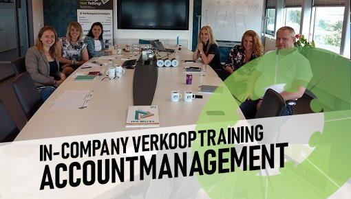 In-company training Account management