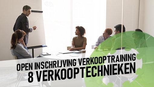 Sales training 8 sales techniques
