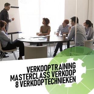 Sales training 8 sales techniques