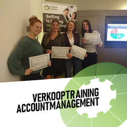 Sales training Account management