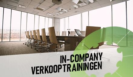 In-company customization Sales training