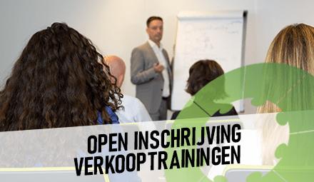 Sales training via open registration